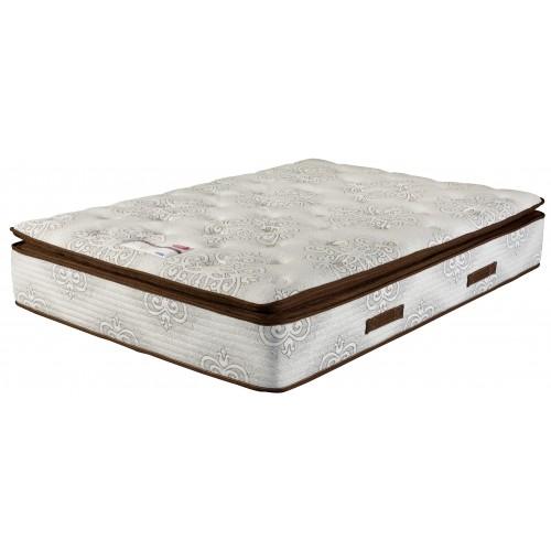 Natasha Wool 1000 Half-Lift Ottoman Divan Bed