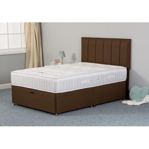 Pixie Ortho Half-Lift Ottoman Divan Bed