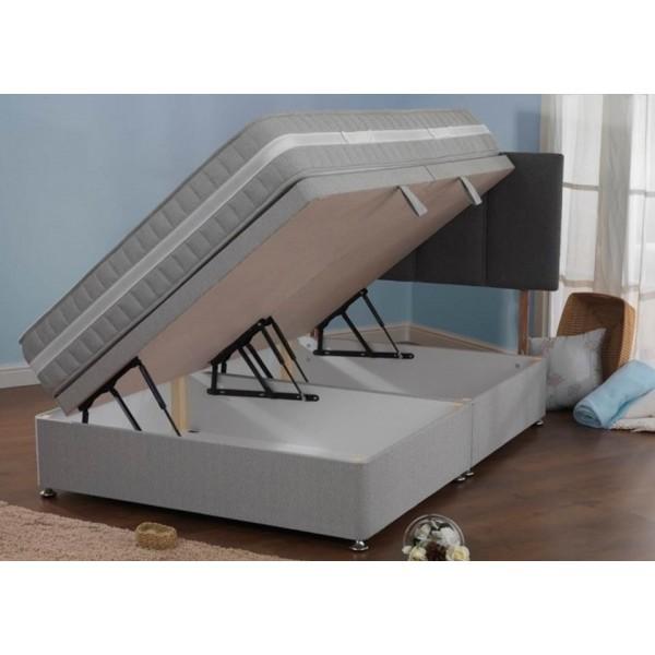 Sapphire Memory 1000 Side-Lift Ottoman Divan Bed