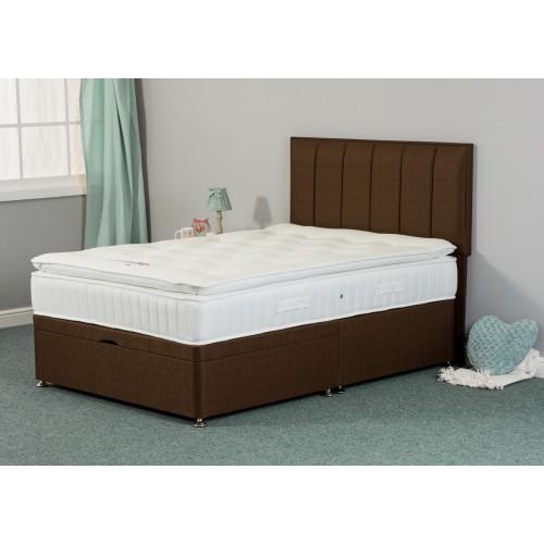 Symbol Pillowtop Half-Lift Ottoman Divan Bed