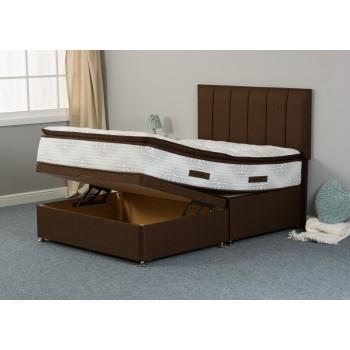 Topaz 1000 Half-Lift Ottoman Divan Bed