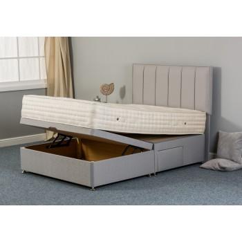 Zachery Ortho 2000 Half-Lift Ottoman Divan Bed