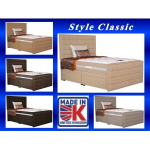 Style Classic Luxury Divan Frame