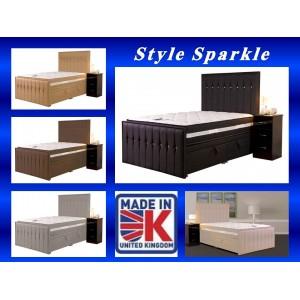 Style Sparkle Luxury Divan Frame