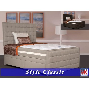 Style Classic Luxury Divan Frame (Band B)