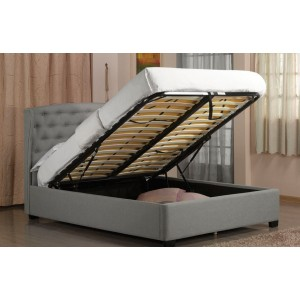 Toronto Slate Ottoman Bed *Low Stock - Selling Fast*