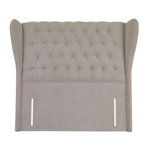 Columbia Floor-standing Winged Headboard