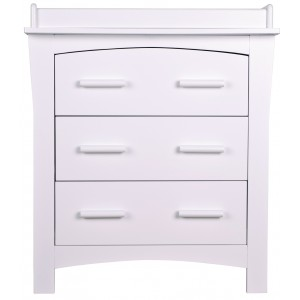 Felix White Chest of Drawers *Low Stock - Selling Fast*