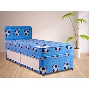 Sports Divan Bed