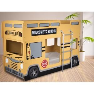 School Bus Bunk