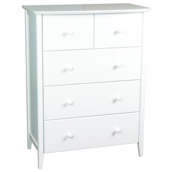Ruby 5 Drawer Chest *Low Stock - Selling Fast*
