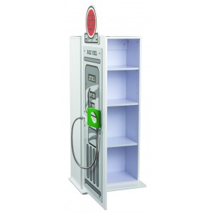 Sonic Gas Pump Cabinet