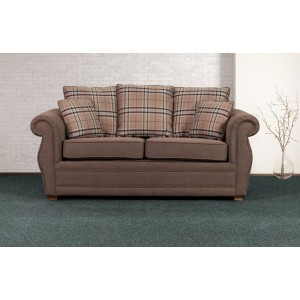 Angeles 3 Seater Sofa Bed