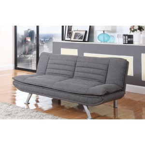 Denver Grey Sofa Bed