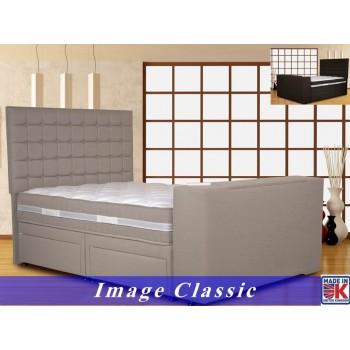 Image Classic Luxury TV Divan Frame