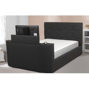 Jasmine Adjustable TV Bed