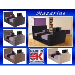 Mazarine TV Bed