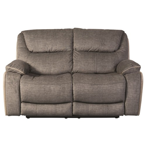 Langley Fawn 2 Seater Recliner Sofa