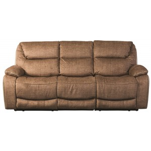 Langley Fawn 3 Seater Recliner Sofa