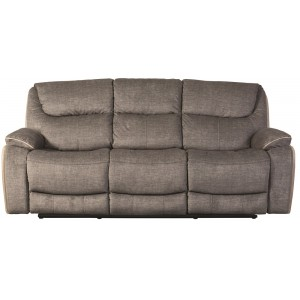 Langley Smoky 3 Seater Recliner Sofa
