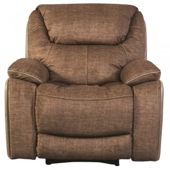 Langley Fawn Recliner Arm Chair