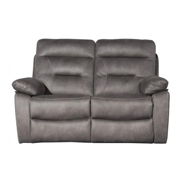 Philadelphia Silver 2 Seater Sofa