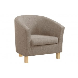 Utah Beige Tub Chair