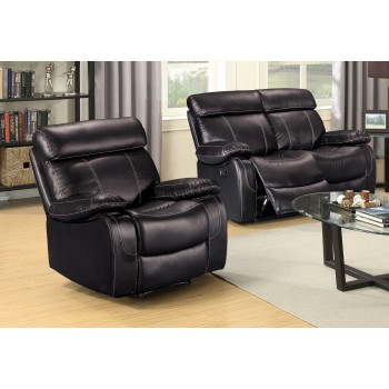 Vancover 2 Seater Recliner Sofa