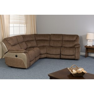 Waterloo Deluxe Corner 5 Seater Recliner Sofa