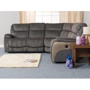 Waterloo Corner 4 Seater Recliner Sofa