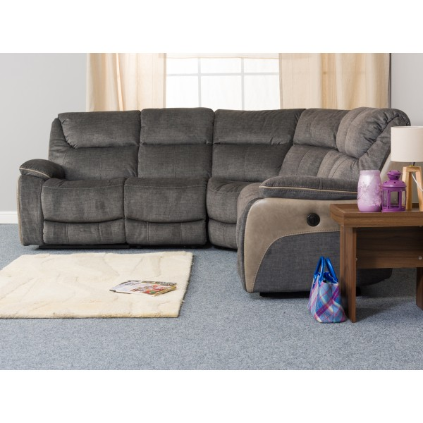 Waterloo Corner 4 Seater Recliner Sofa