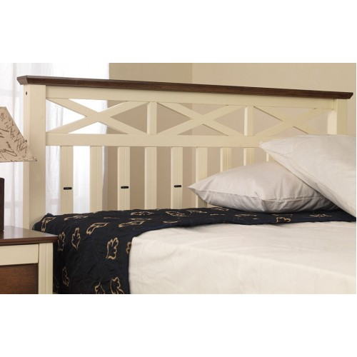 Amore Two-Tone Bed *Low Stock - Selling Fast*