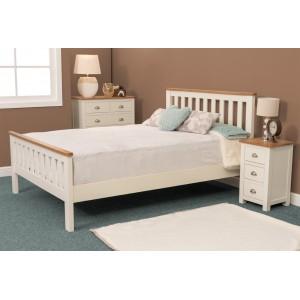 Cooper Cream Bed