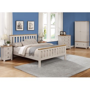 Cooper Grey Bed