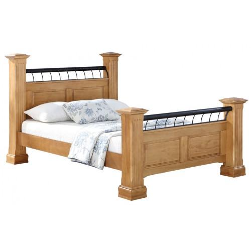 Hunter Oak Bed