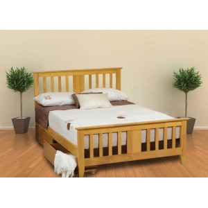 Kestral Oak Effect Bed
