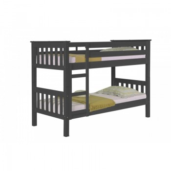 Barcelona Graphite Bunk *Out of Stock - Back March 2017*