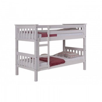 Barcelona Whitewash Bunk *2ft'6 Out of Stock - Back March 2017*