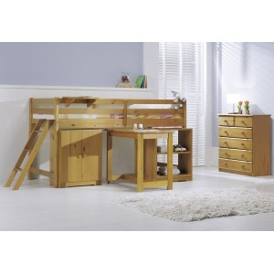 Cabin Mid Sleeper {Bed Set 1}