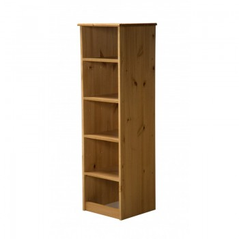 Adrano Antique Pine Shelf Unit