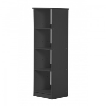 Adrano Graphite Shelf Unit