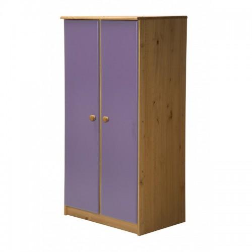 Avola 2 Door Antique Pine Storage Unit with various colours