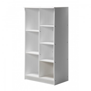 Avola Whitewash Storage Unit