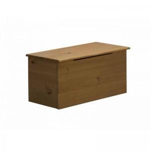 Ottoman Antique Pine Box