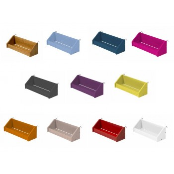 Fano Large Clip on Shelf in various colours