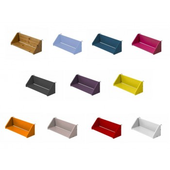Goro Large Clip on Shelf in various colours