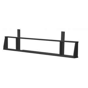 Siracusa Graphite Long Shelf