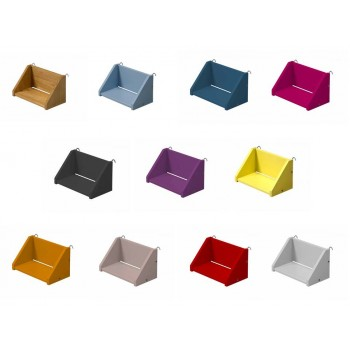 Tollo Small Shelf in various colours