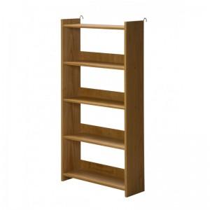 Noci Antique Pine Shelf Unit