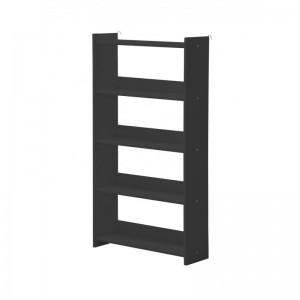 Noci Graphite Shelf Unit